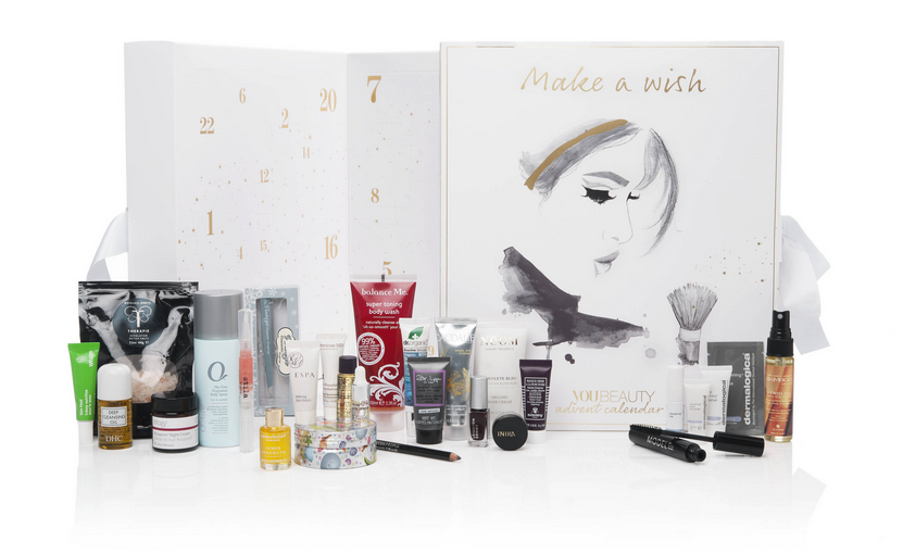 you beauty discovery advent calender 2013