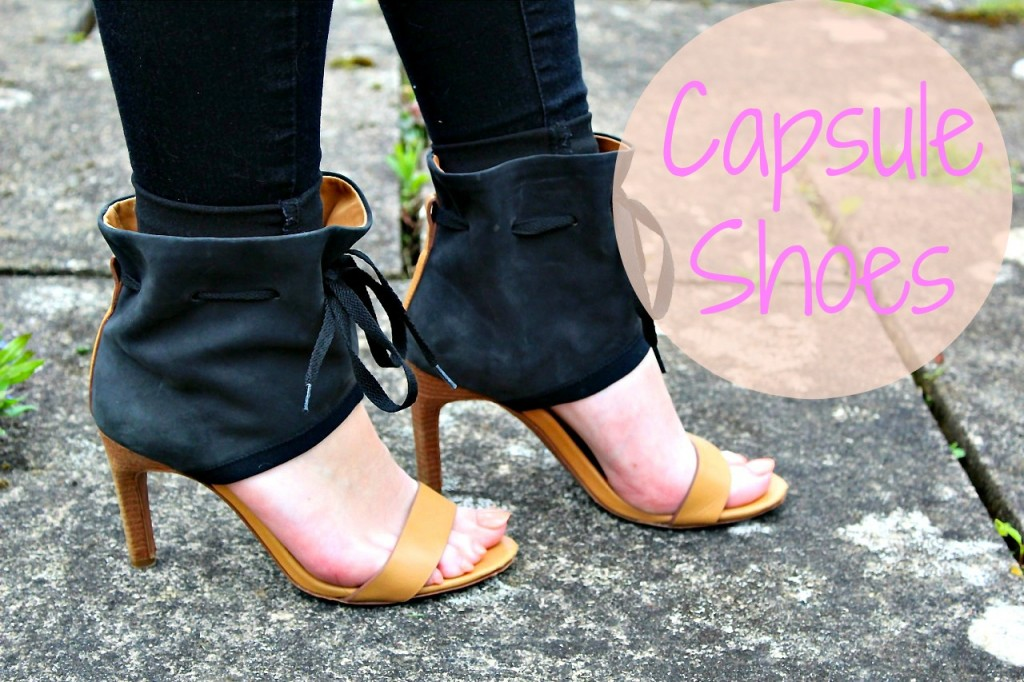 Capsule shoes
