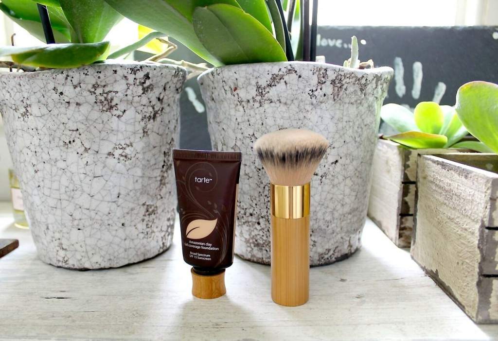 Tarte Amazonian Clay Foundation Review