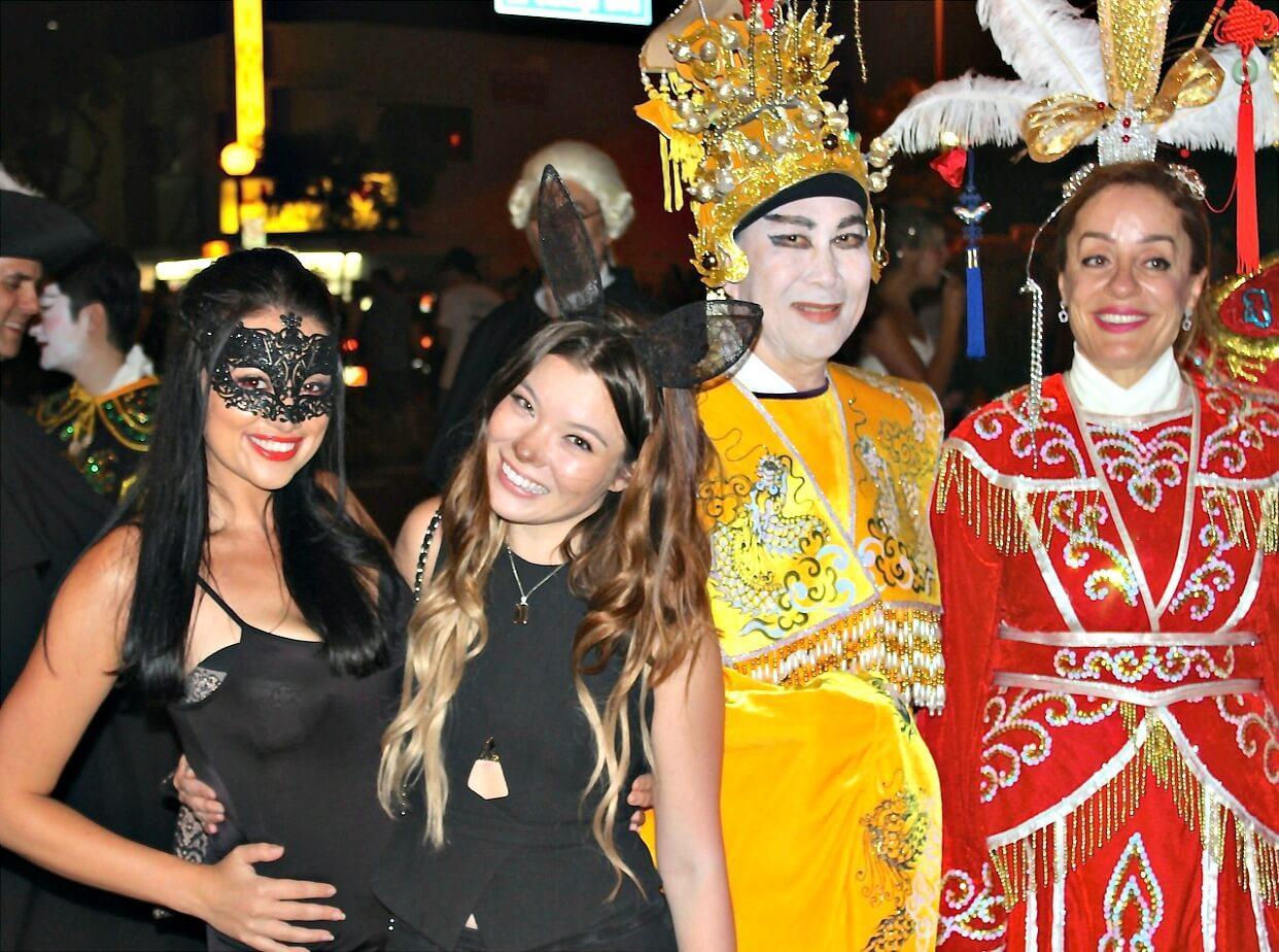Halloween in LA