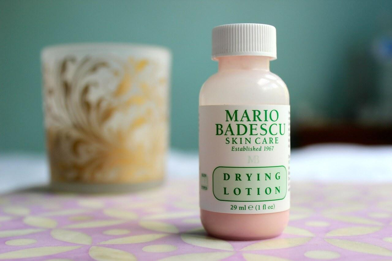 Mario Badescu Drying Lotion Review