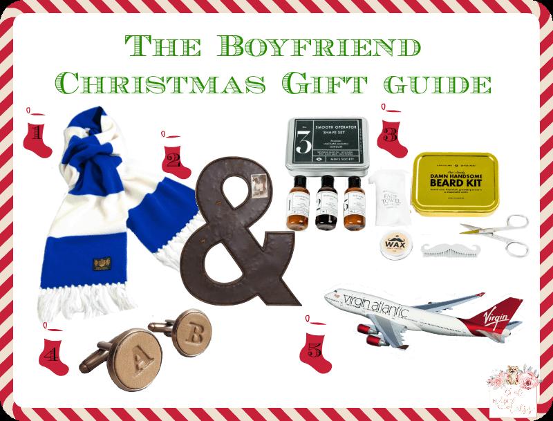 Boyfriend Gift Guide 2015