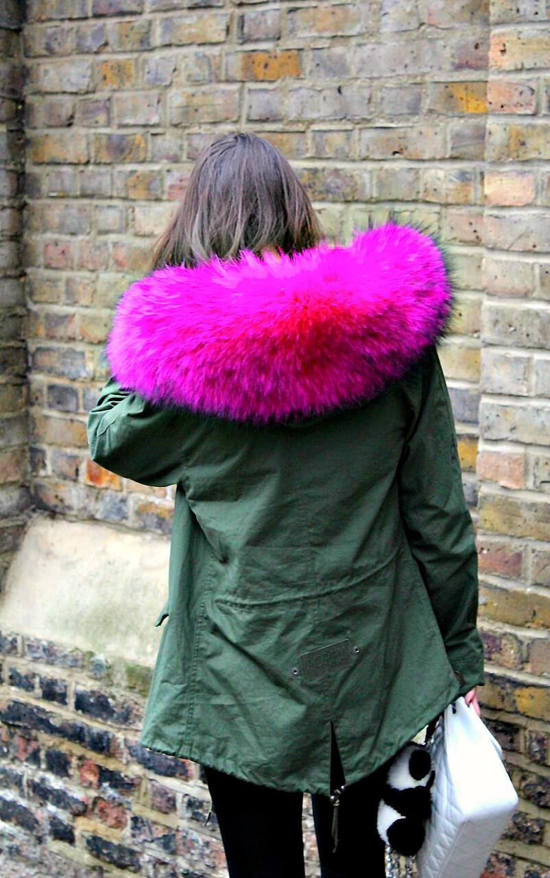 Poppy London Pink