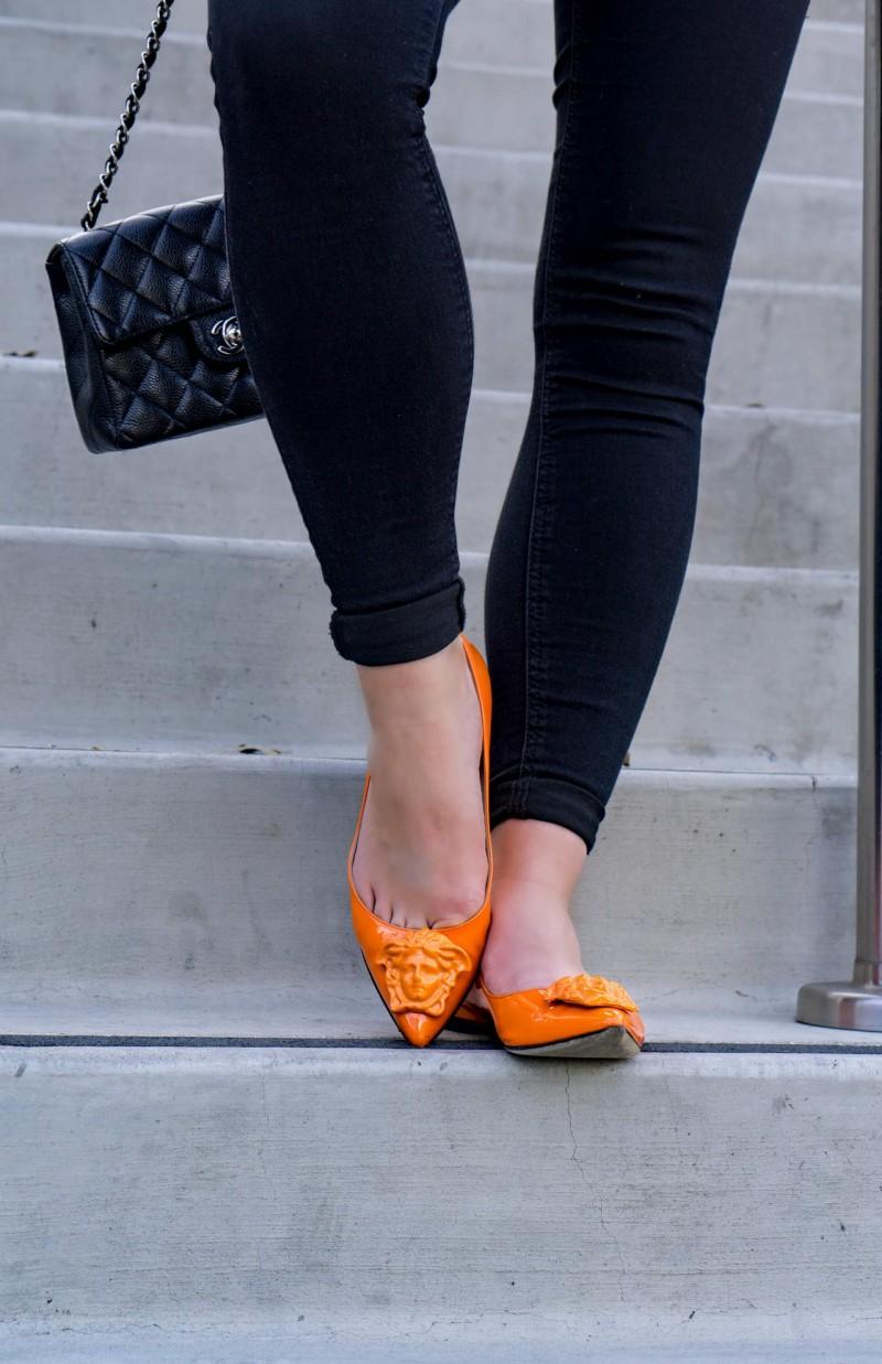 Flats vs Heels