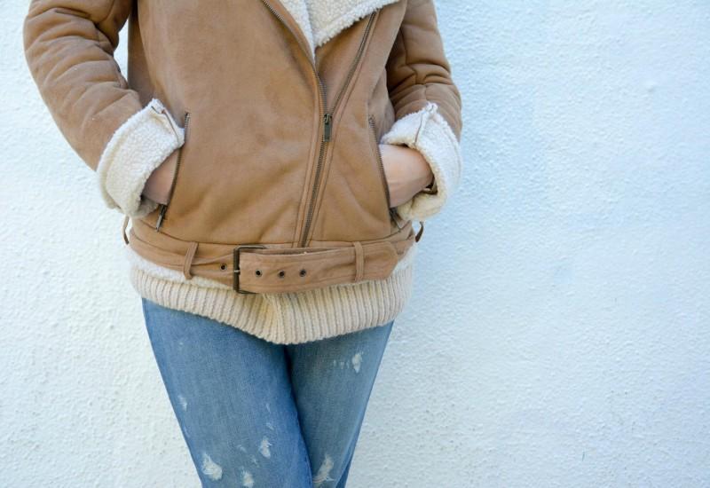 Acne studios dupe jacket