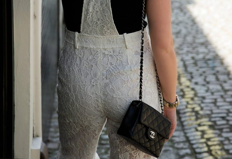 Feeling Lacey Lace Overalls