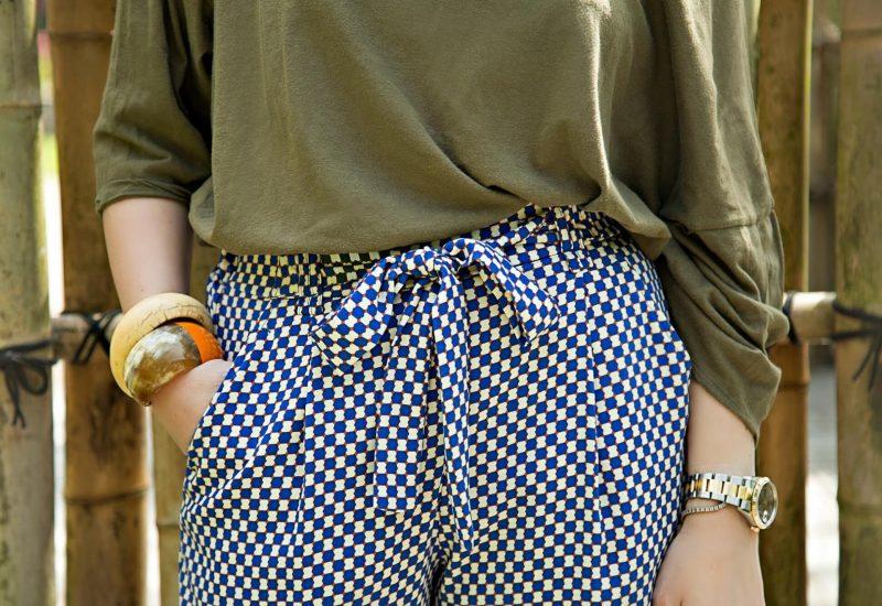 ZARA Pyjama Pants
