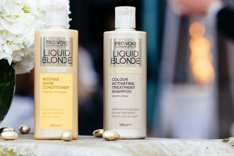 Liquid Blonde BoostYourBlonde