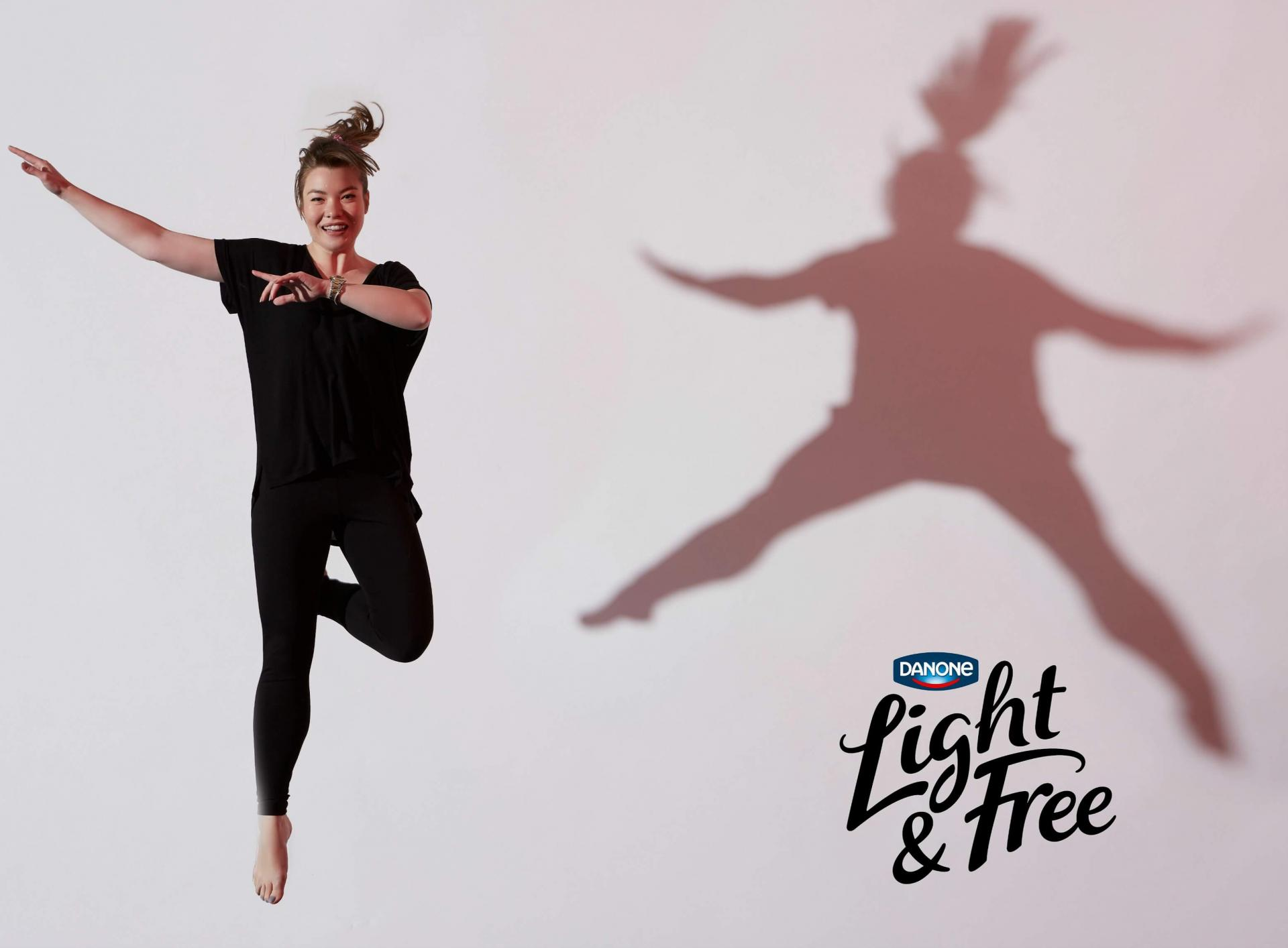 Danone Light and Free