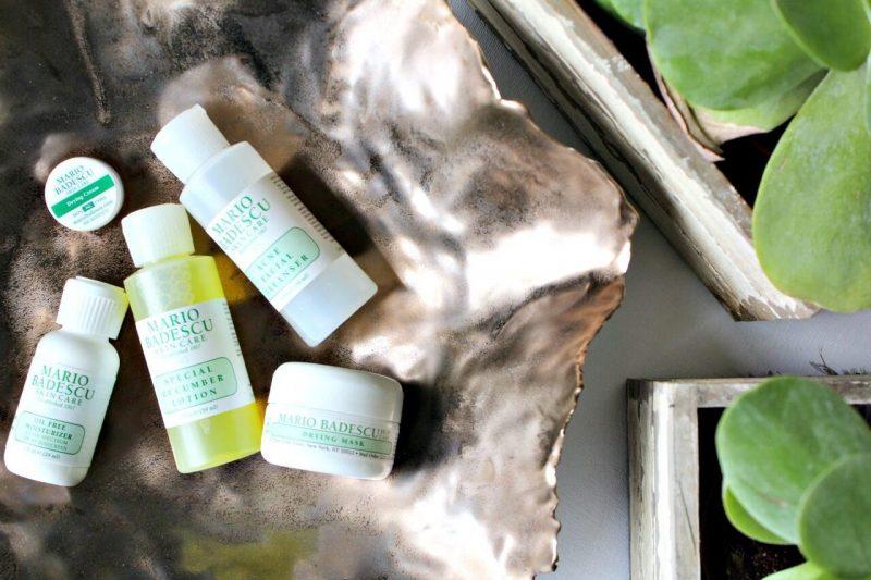 Mario Badescu Skincare Review