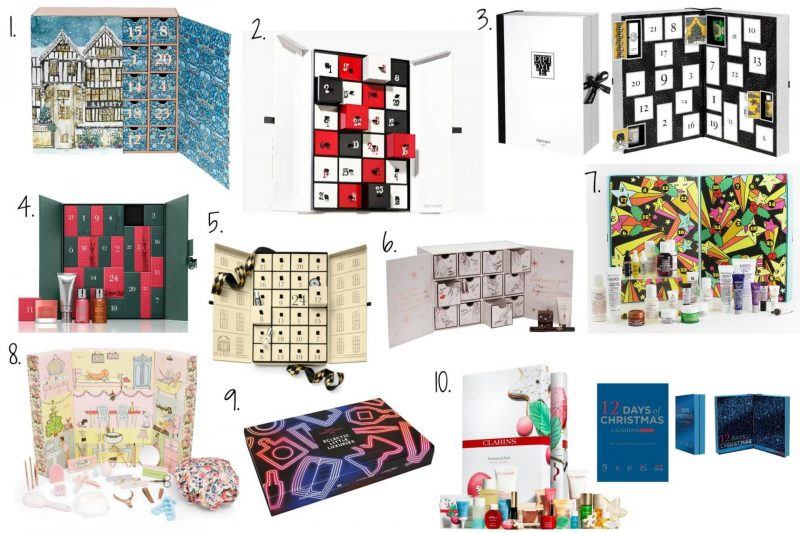Beauty Advent Calendars 2016