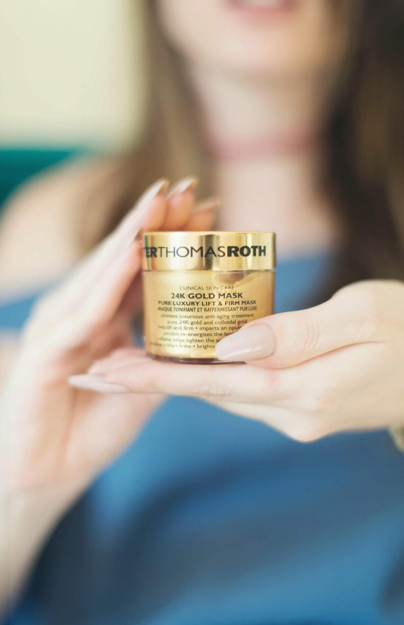 Peter Thomas Roth 24k Gold Mask Review