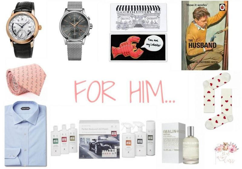 Valentines Gift Guide 2017