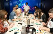 cake decorating class london