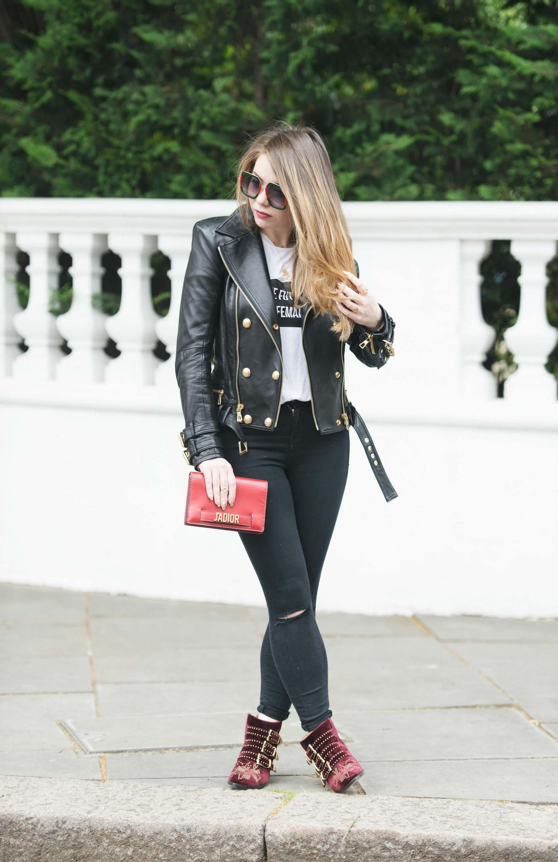 Chloe Susanna Boot Velvet