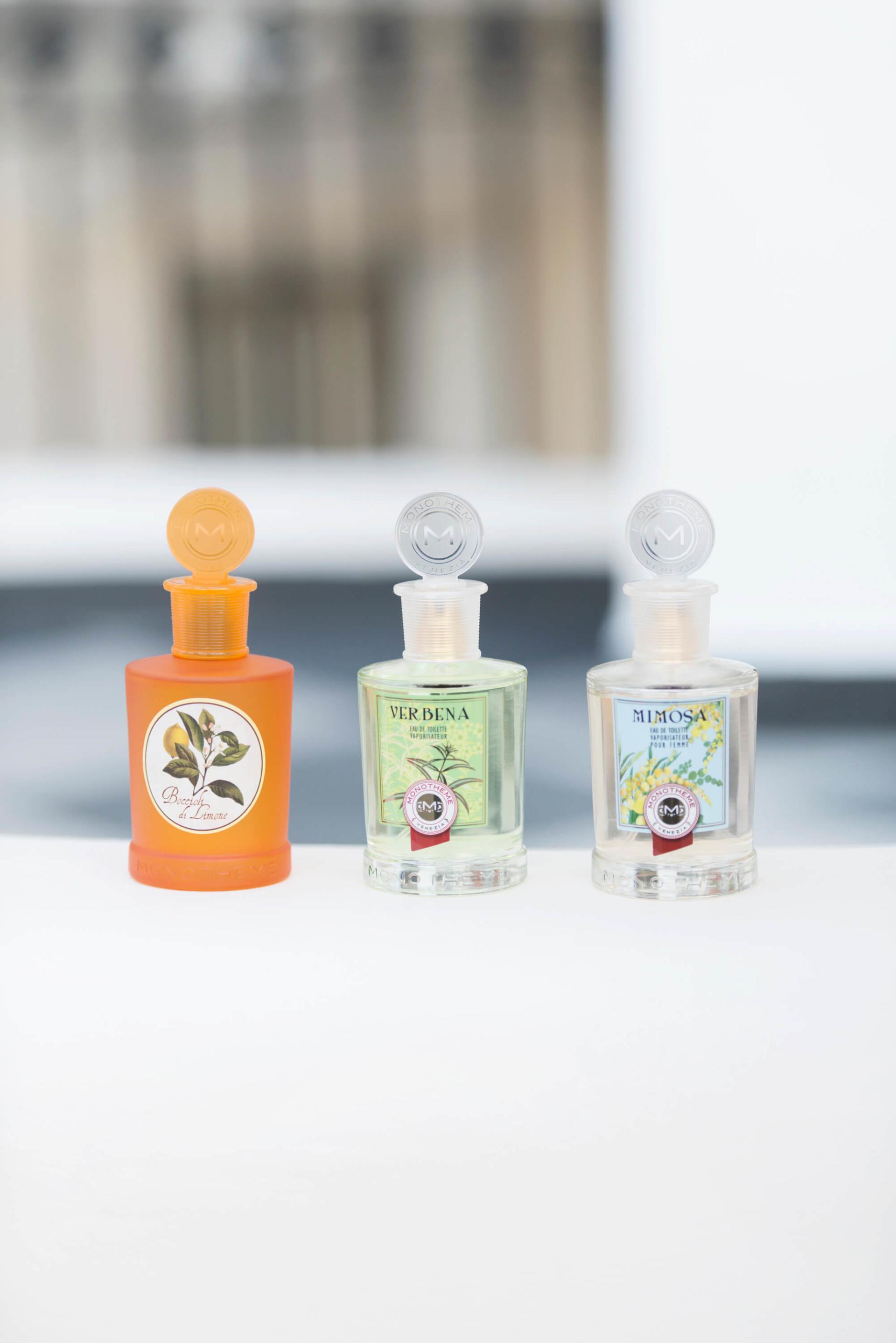 Monotheme Mimosa fragrance review
