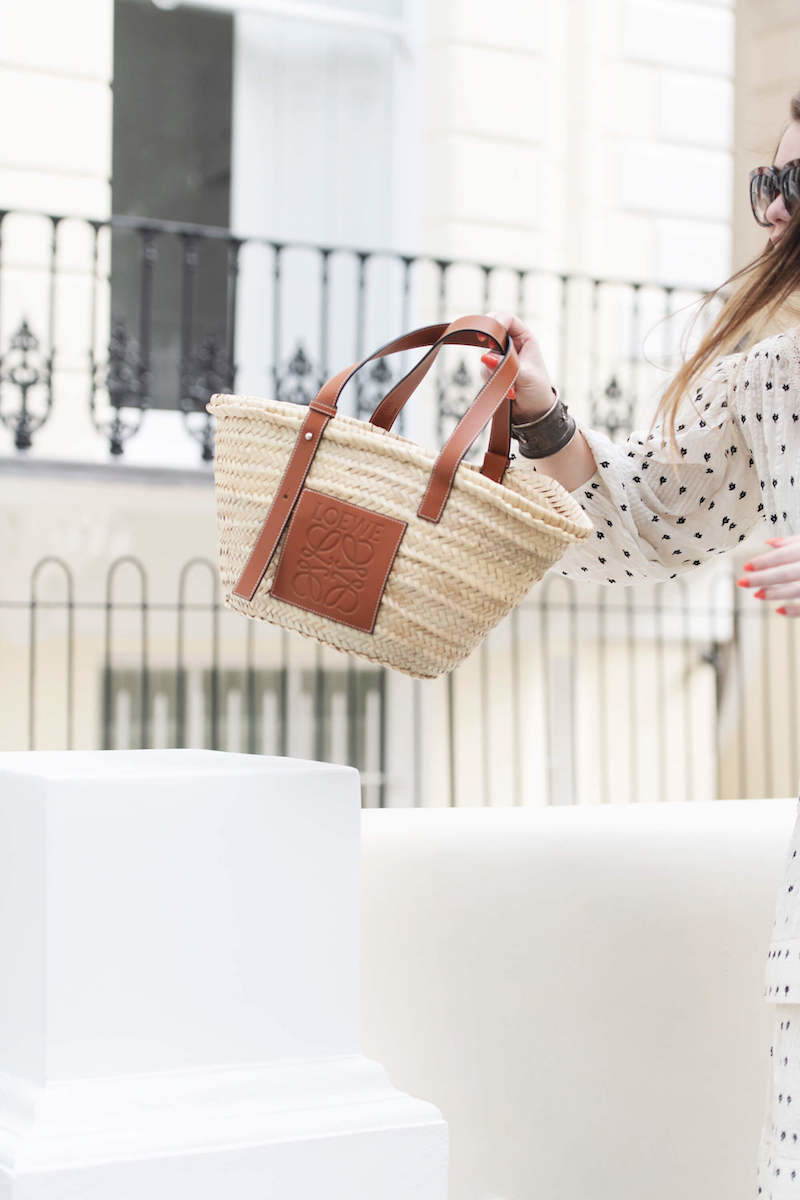 loewe basket bag review