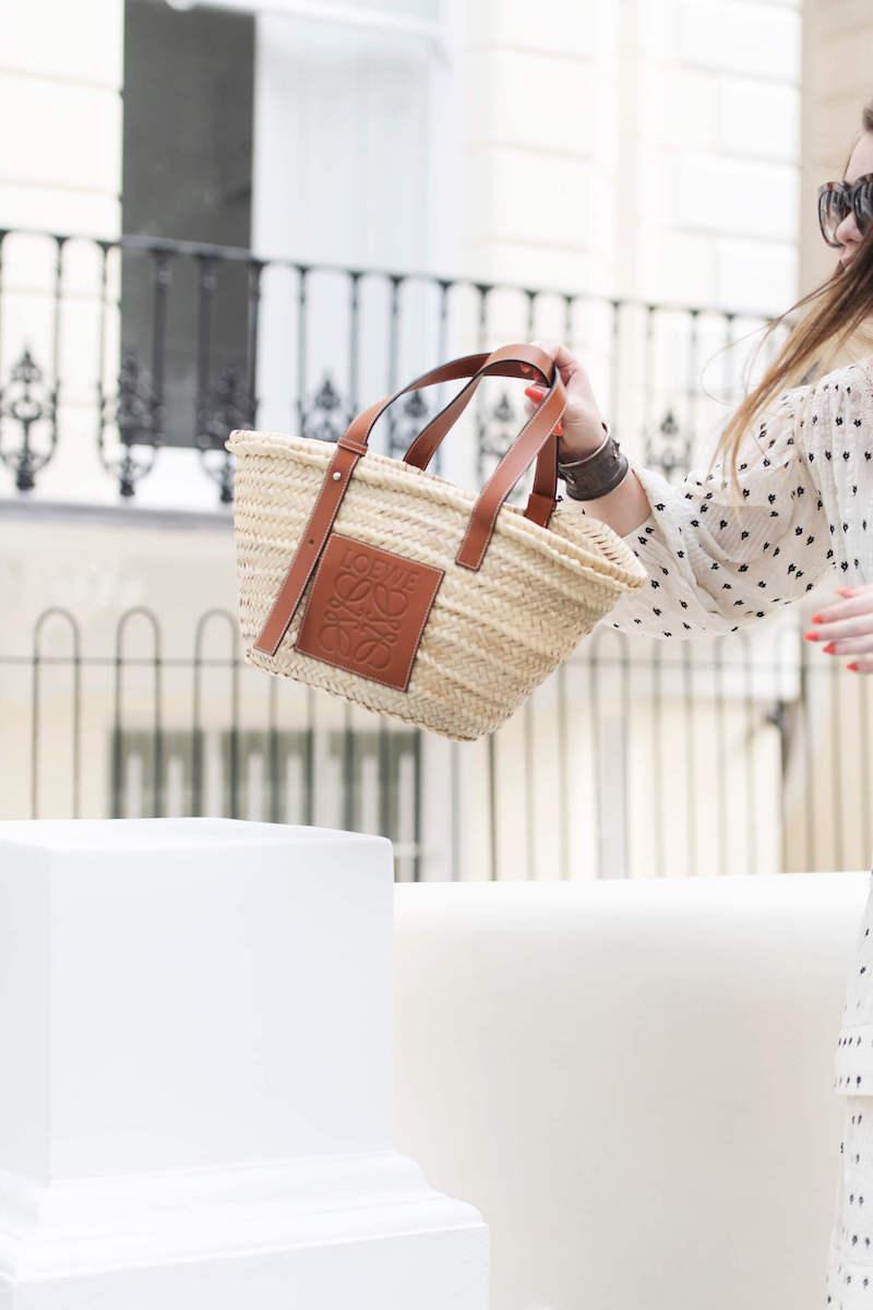 loewe basket bag review