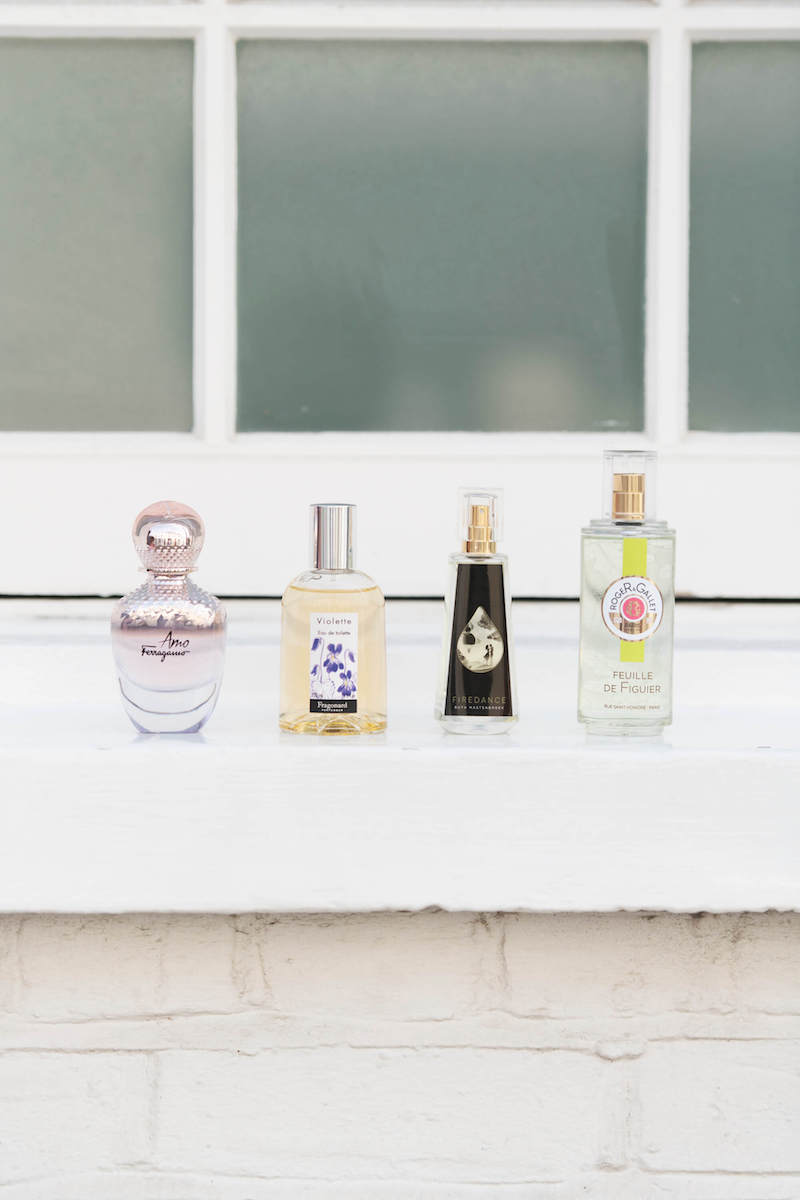 new in fragrance