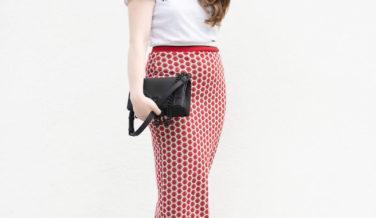 GP & J Baker H&M Collection Skirt